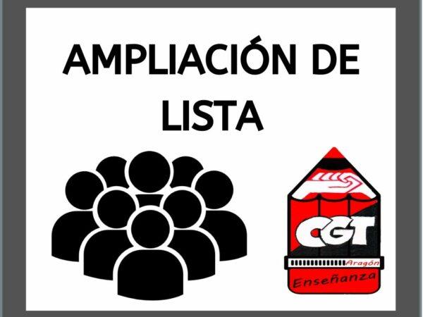 Ampliación de listas de especialidades de FP en La Rioja