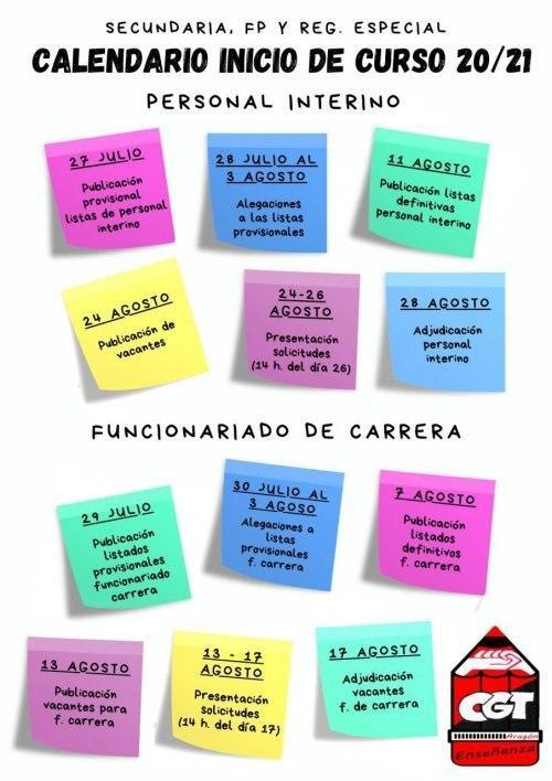 AJUDICACIÓN VACANTES FUNCIONARIOS Y FUNCIONARIAS DE CARRERA
