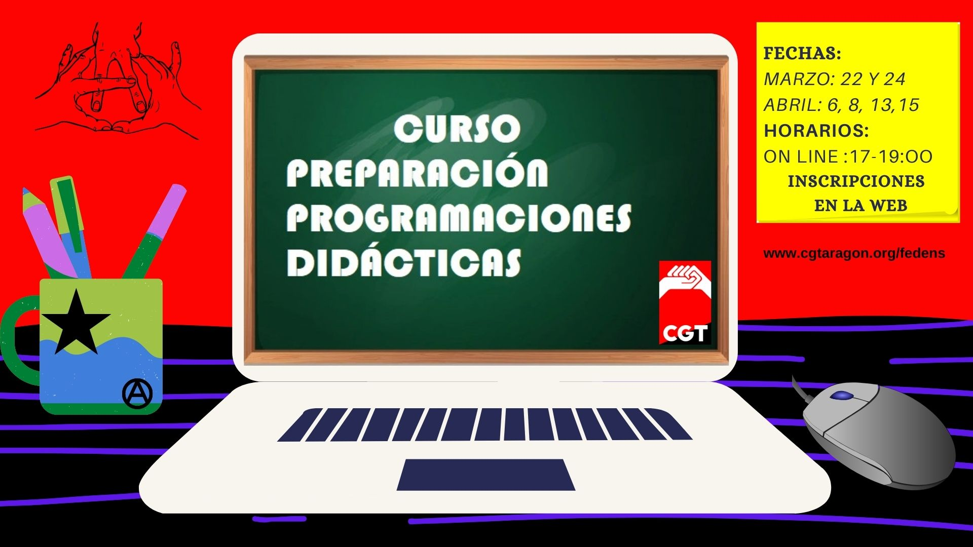 Curso preparación de programaciones didácticas