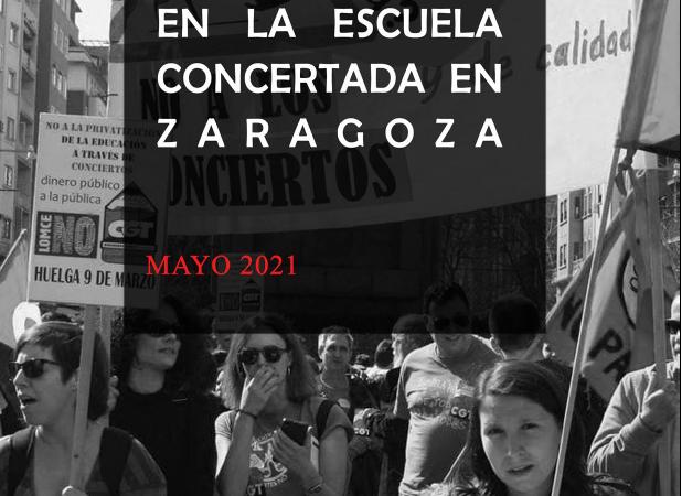 Informe 2021 sobre segregación del alumnado ACNEAE en la escuela concertada