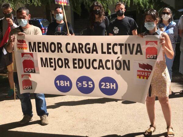 Por la mejora de la calidad educativa: #18h23h