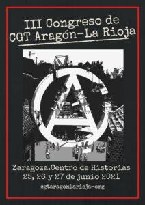 III Congreso CGT Aragón-La Rioja