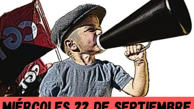Asamblea Enseñanza Teruel