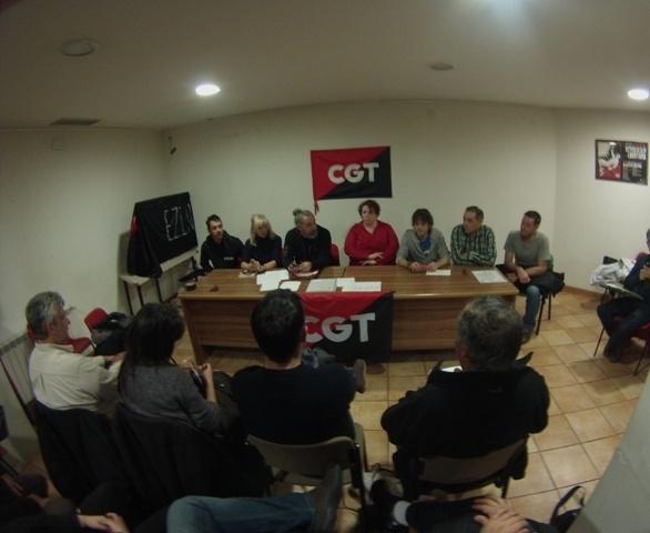Congreso de Aragón, nuevo Secretariado Permanente