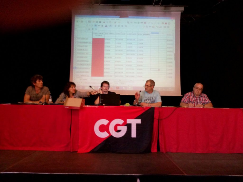 CGT Aragón-La Rioja celebra su II Congreso