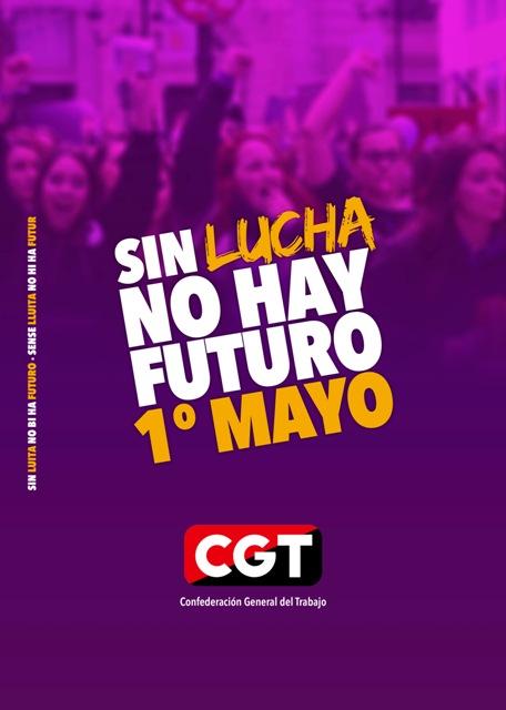 1º de mayo: tomemos las calles