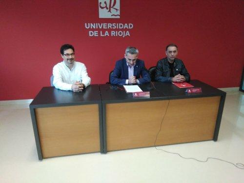 CGT firma convenio con la Univesidad de La Rioja