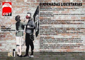 II Jornadas Libertarias