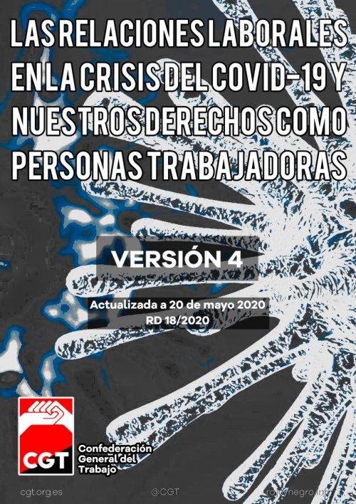 Las relaciones laborales en la crisis del Covid-19 y nuestros derechos como personas trabajadoras