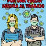 Protocolo de actuación para Trabajadores Especialmente Sensibles