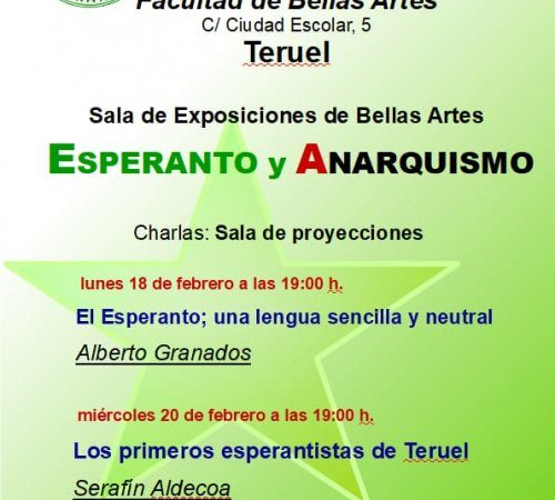 Exposición Esperanto