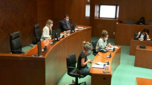 CGT en las Cortes en la comisión sobre las residencias