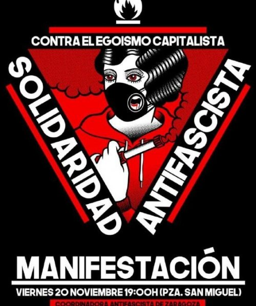 20N Zaragoza Antifascista