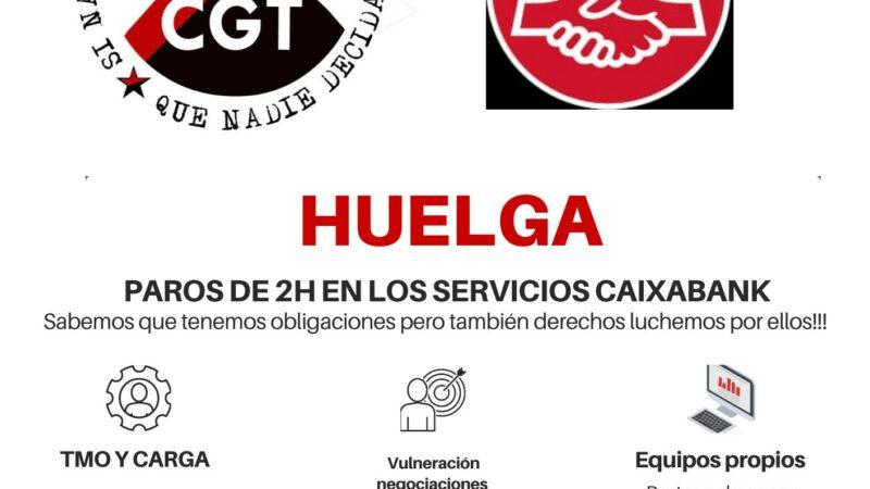 CGT convoca huelga en MST Expert