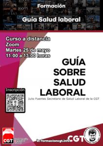 Curso Salud Laboral @ Zoom