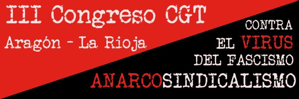 Congreso CGT Aragón - La Rioja
