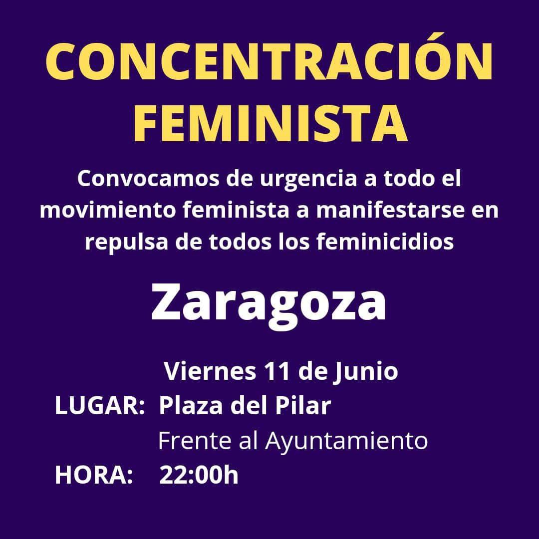 CONCENTRACIÓN FEMINISTA