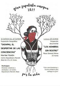 """Exposición """"Chiapas, el despertar de la conciencia"""" @ Centro Republicano Manolín Abad"""