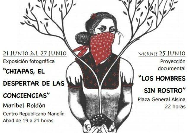 Exposición «Chiapas, el despertar de la conciencia»