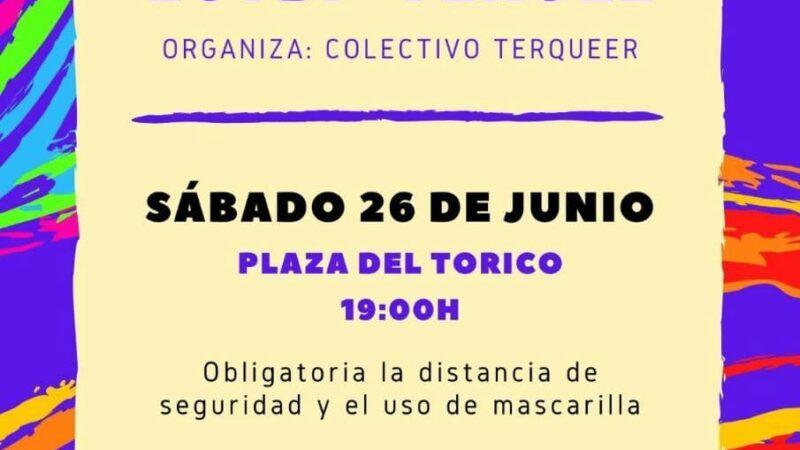 Orgullo LGTBI+ Teruel