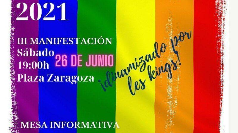 Orgullo Huesca 2021