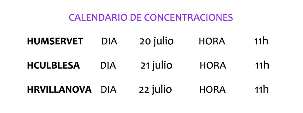 """El SALUD """"premia"""" a su personal con más recortes en sus acuerdos de conciliación"""