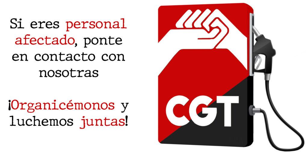 CGT denuncia a CEDIPSA