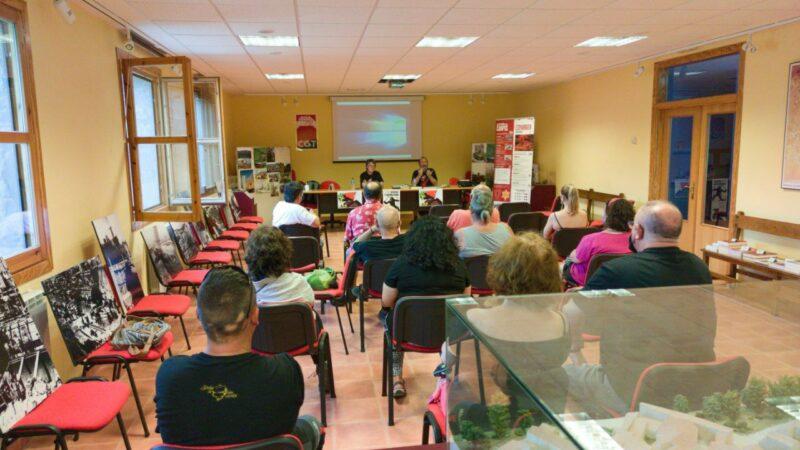 CGT retoma la Escuela Libertaria de verano centrada en la recuperación de la Memoria