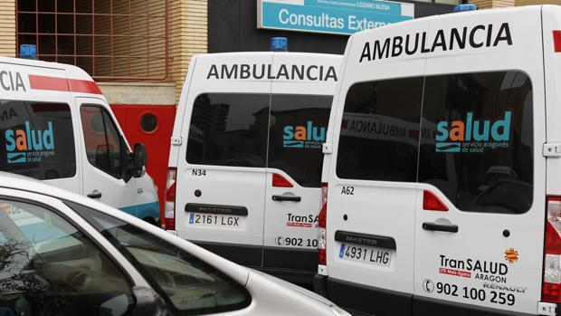 Constantes enfrentamientos entre las empresas de Transalud Aragón UTE Maiz-Egara